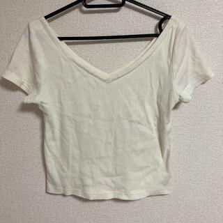 ココディール(COCO DEAL)のココディール トップス(カットソー(半袖/袖なし))
