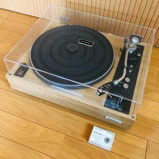パイオニア(Pioneer)の【美品・新品未開封針付】Pioneer レコードプレイヤー PL-1100D(ターンテーブル)