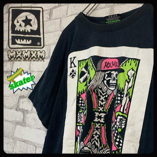マジカルモッシュミスフィッツ(MAGICAL MOSH MISFITS)の【スケーター♪】mxmxm マジカルモッシュミスフィッツ/Tシャツ 人気(Tシャツ/カットソー(半袖/袖なし))