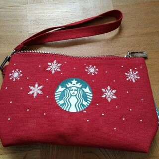 Starbucks Coffee - タイ限定 スタバ ミニポーチ