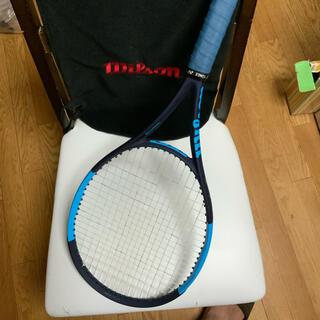 ウィルソン(wilson)の硬式テニスラケット ウィルソン ウルトラ100 v2.0(ラケット)