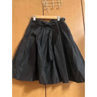 JILLSTUART - 【7/25まで出品】ジルシチュアート JILLSTUART スカート リボン