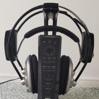 パイオニア(Pioneer)のSE-DHP2000 Pioneer 5.1ch サラウンドヘッドホン(ヘッドフォン/イヤフォン)