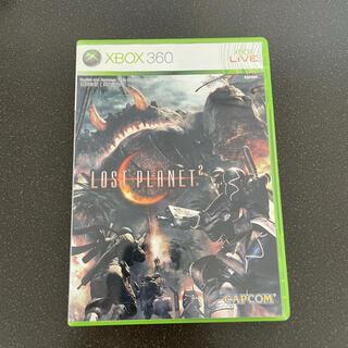 Xbox360 - XBOX360  LOST PLANET2