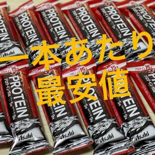 アサヒ(アサヒ)の【あるだけ】アサヒ一本満足バー   プロテインバー チョコ  18本(プロテイン)
