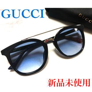 Gucci - ☆新品★ 正規品 GUCCI サングラス ブルーレンズ CHANEL