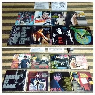 超レア 希少 大丸商事 初回盤 ブルース・リー CDスペシャルボックス 7枚組(映画音楽)