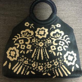 キャセリーニ(Casselini)のキャセリーニ  麦刺繍バッグ(ハンドバッグ)