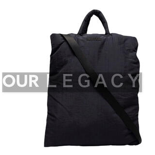 Jil Sander - 【our legacy アワーレガシー】pillow トートバッグ ショルダー