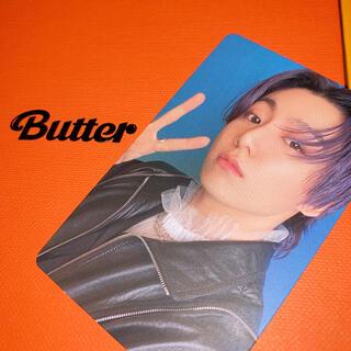 ボウダンショウネンダン(防弾少年団(BTS))の【即購入◎】BTS Butter ジョングク トレカ(アイドルグッズ)