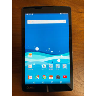 LG Electronics - au  Qua tab PX  LGT31  ネイビー
