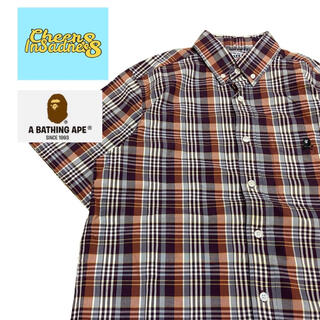 アベイシングエイプ(A BATHING APE)のA BATHING APE/PIRATE/パイレーツ/BDシャツ/半袖シャツ(シャツ)