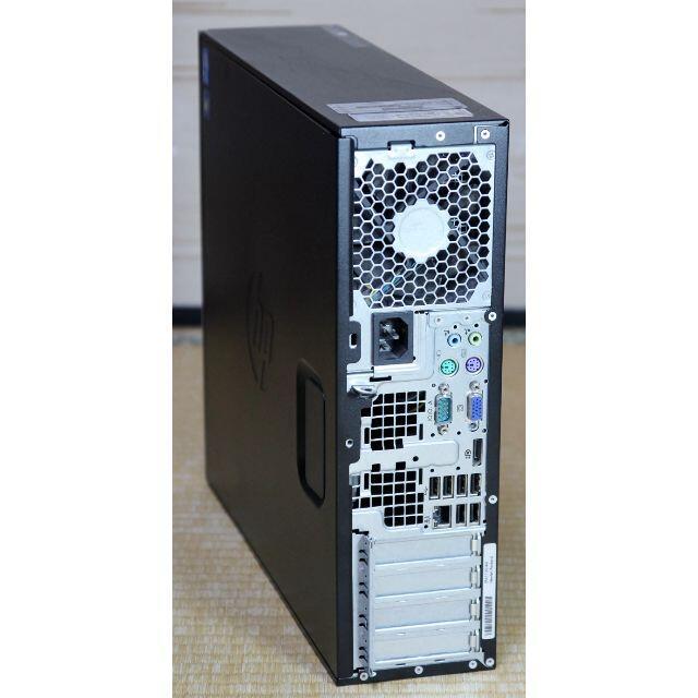 HP(ヒューレットパッカード)のhp6200Pro Core i3 Me4GB HDD500 Win10Pro スマホ/家電/カメラのPC/タブレット(デスクトップ型PC)の商品写真
