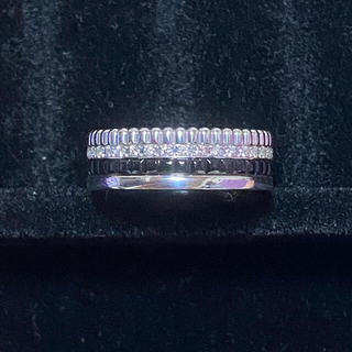 ブシュロン(BOUCHERON)のブシュロンキャトルリング ダイヤ スモールリング(リング(指輪))