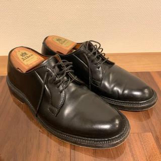 オールデン(Alden)の ALDEN オールデン 9901 プレーントゥ シューズ ブラック ブルッチャ(ドレス/ビジネス)