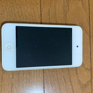 アイポッドタッチ(iPod touch)のiPod touch第4世代です。(ポータブルプレーヤー)