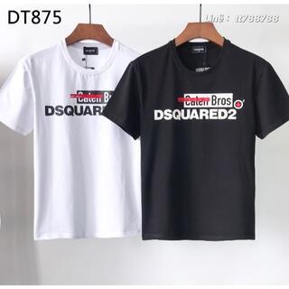 DSQUARED2 - DSQUARED2(#43) 2枚9000 Tシャツ 半袖 M-3XLサイズ選択