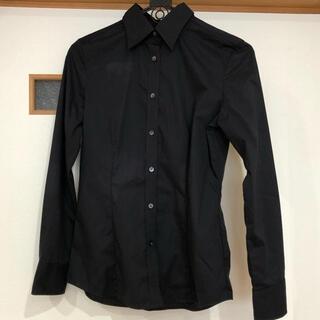 UNIQLO - ユニクロ レディース 黒シャツ