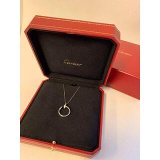 Cartier - カルティエ Cartier ジュストアンクル ネックレス ダイヤモンド