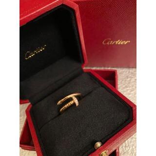 Cartier - 極美品ジュスト アンクル リング (12号)