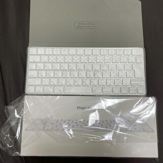 アップル(Apple)のApple Magic Keyboard. JIS  カバー 保護ケース付き(PC周辺機器)