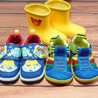 アンパンマン(アンパンマン)のアンパンマン、イフミー、長靴セット 13cm、13.5cm(スニーカー)