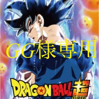 ドラゴンボール(ドラゴンボール)のGG様専用(Box/デッキ/パック)