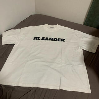 ジルサンダー(Jil Sander)の2019SSジルサンダーメンズ オーバーサイズ Tシャツ S マルジェラアクネ(Tシャツ/カットソー(半袖/袖なし))