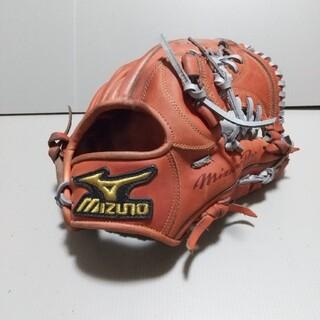 MIZUNO - ミズノプロ 硬式内野手用グラブ