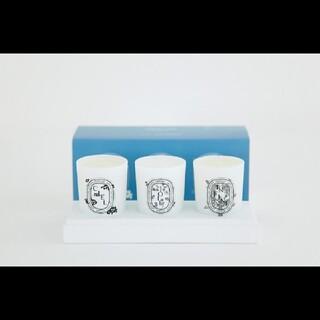 ミナペルホネン(mina perhonen)のminä perhonen × diptyque キャンドル コフレ(キャンドル)