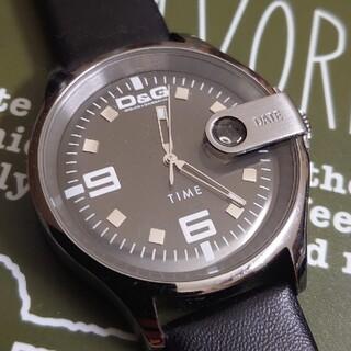 DOLCE&GABBANA - ドルチェ&ガッバーナ 腕時計 美品