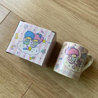 サンリオ(サンリオ)の【新品】Little Twin Stars マグカップ(食器)