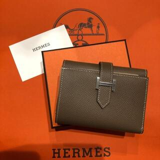 Hermes - エルメス 財布 ベアン コンパクト