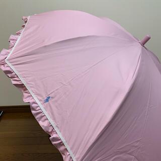 ポロラルフローレン(POLO RALPH LAUREN)のPOLO RALPHLAUREN 晴雨兼用こども傘 フリル×グログラン(傘)