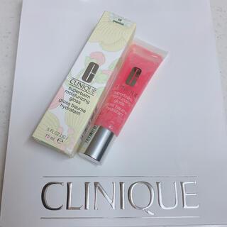 クリニーク(CLINIQUE)の新品未使用 今月購入 10番 クリニーク CLINIQUE リップグロス(リップグロス)