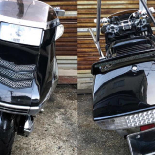 ホンダ(ホンダ)のフュージョン 自賠責3〜4年あり  自動車/バイクの自動車(車体)の商品写真