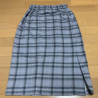 マーキュリーデュオ(MERCURYDUO)のMERCURYDUO 2020年 福袋 チェック スカート(ひざ丈スカート)
