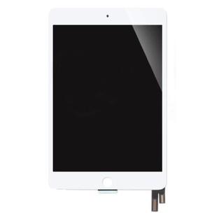 アイパッド(iPad)のiPad mini4 修理用 液晶パネル 白 在庫2(スマートフォン本体)