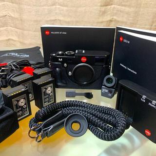 LEICA - 【極美品.保証書】【完動品】Leica M 240 ライカ m240 ブラック