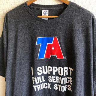 デルタ(DELTA)のトラック 星条旗 プリント Tシャツ DELTA(Tシャツ/カットソー(半袖/袖なし))