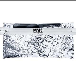 MM6 - MM6♥️メゾンマルジェラ♥️クリアポーチ♥️SPUR♥️未使用
