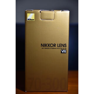 Nikon - NikonAF-P NIKKOR70-300mm f/4.5-5.6E EDVR