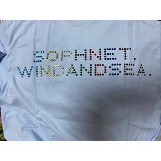 ソフネット(SOPHNET.)のSOPHNET. × WIND AND SEA Tシャツ(Tシャツ/カットソー(半袖/袖なし))