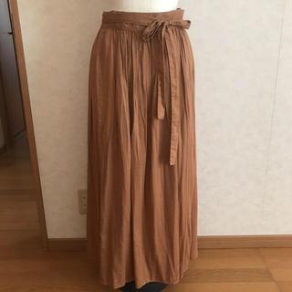 ビューティアンドユースユナイテッドアローズ(BEAUTY&YOUTH UNITED ARROWS)のBEAUTY&YOUTH UNITED ARROWS 巻きスカート(ロングスカート)
