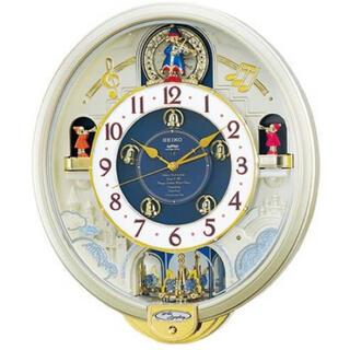 SEIKO - SEIKO CLOCK 掛け時計 ウエーブシンフォニー 電波時計