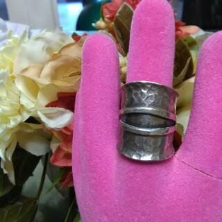デザイナーズシルバーリング(リング(指輪))