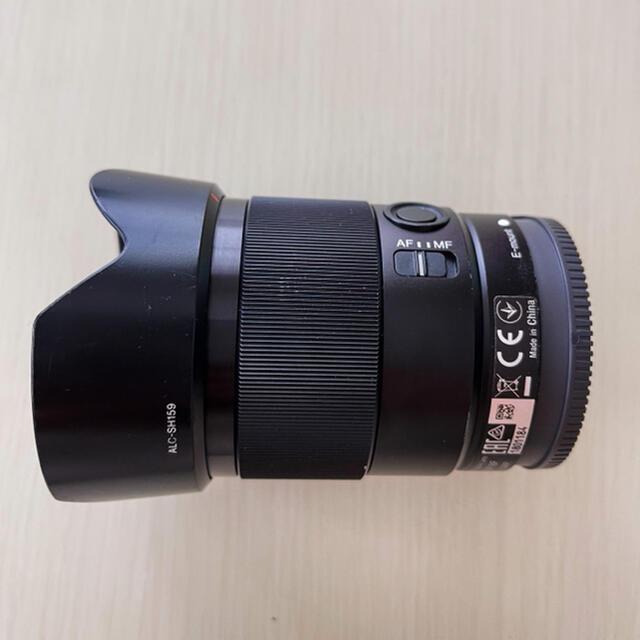 SONY(ソニー)のマスカレード様専用 SONY SEL35F18F FE 35mm F1.8 スマホ/家電/カメラのカメラ(レンズ(単焦点))の商品写真