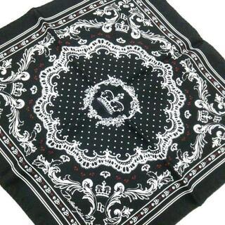 DOLCE&GABBANA - ドルチェアンドガッバーナ スカーフ美品  -