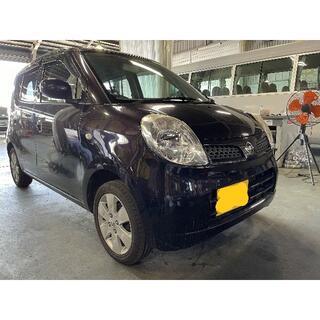 日産 - 日産 モコ S 2WD H22年 車検R3年9月16日 72000k