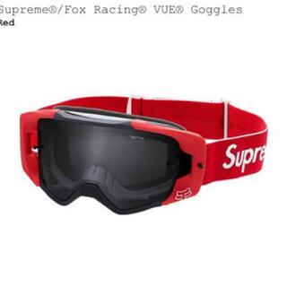 シュプリーム(Supreme)のSupreme 18SS fox racing vue goggles (アクセサリー)